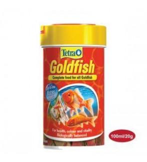 Tetra Goldfish 100ML/20G (Exp ; 01/18)