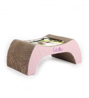 All For Paws Catzilla Bridge Cardboard Scratcher (Cat Accessories)
