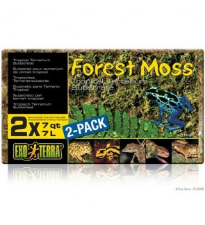 Exo Terra Forest Moss (Sphagnum Moss) - Loose Pack