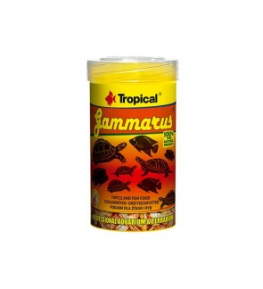 Tropical Gammarus 100ml / 12g (Offer) (EXP : 01/2020) (Turtle Food)