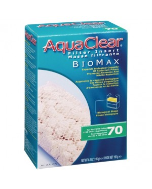 AquaClear 70 Bio-Max Insert - 195g (For A615) (Filter Media)