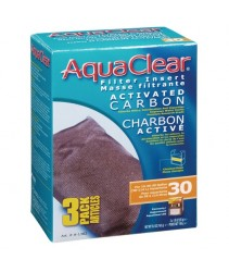 AquaClear 30 Activated Carbon Filter Insert - 165 g (5.8 oz)