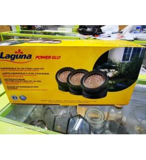 Laguna Pond Light LED White 40Pcs Led X3