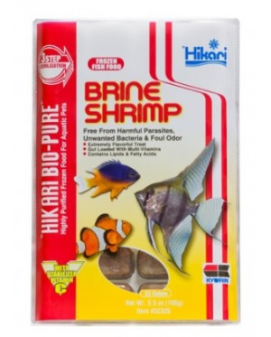 Hikari Frozen Brine Shrimp (100g x3)