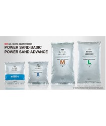 ADA Power Sand (S Size / M Size) (100G, LOOSE PACK)