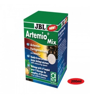 JBL Artemio Mix 200ml (Brine Shrimp / BBS)