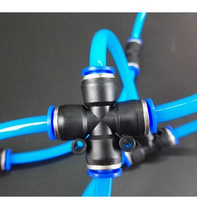 Aquarium Accessories / Joint (T Joint , Straight Joint , Y Joint , CO2 Splitter)