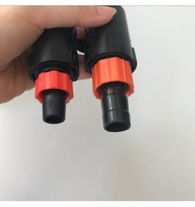 Quick Release Tap / Canister Filter Water Control Valve (Water Flow Adjust)