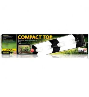 "Exo Terra Compact Top - 90 x 9 x 20 cm (36"" x 3.5"" x 7.8"")"