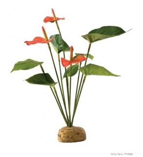 Exo Terra Rainforest Plant - Anthurium Bush (Decoration Plant)