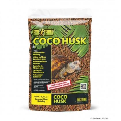 Exo Terra Coco Husk Fiber Substrate Bag - 4 qt (4.4 L)