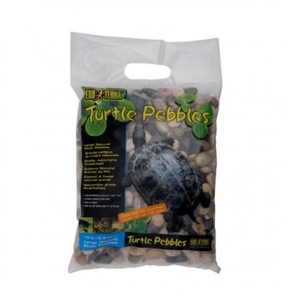 Exo Terra Turtle Pebbles - Large - 4.5 kg (10 lb)