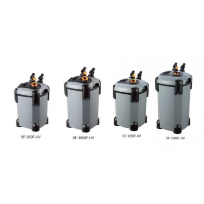 Sobo External Canister Filter (SF-850F, SF-1200F, SF-1000F, SF-1500F WITH UV LIGHT)