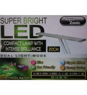Aqua Zonic Super Bright Led Clamping Lamp (20cm)