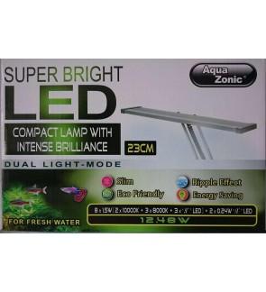 Aqua Zonic Super Bright Led Clamping Lamp (23cm)